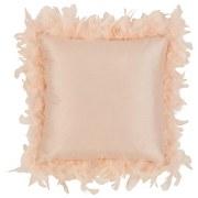 Zierkissen Odette - Rosa, ROMANTIK / LANDHAUS, Textil (40/40cm) - James Wood