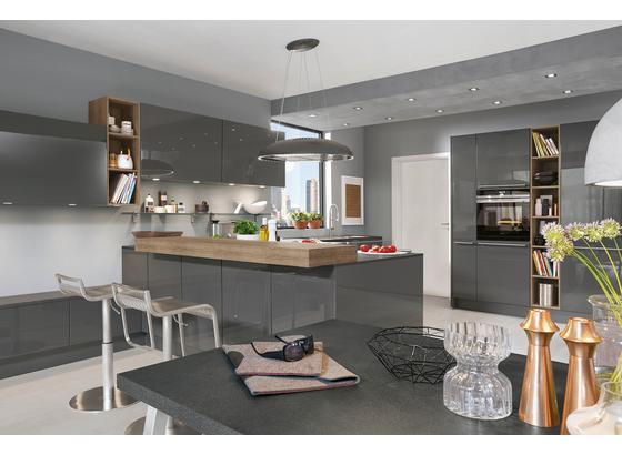 Einbauküche Las Vegas individuell planbar - MODERN, Holzwerkstoff - Vertico
