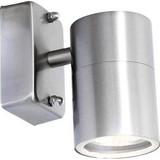 Led Außenleuchte Style 5 Watt Metall, Edelstahl - Klar/Edelstahlfarben, Basics, Glas/Metall (6/10,5cm)
