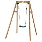Schaukel Plum - Ahornfarben, MODERN, Holz (148/162/203cm)