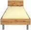 Kopfteil Belia, für Bett 90x200 cm - Eichefarben, KONVENTIONELL, Holzwerkstoff (97cm)