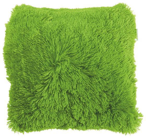 Díszpárna Carina - Zöld, modern, Textil (45/45cm) - Luca Bessoni