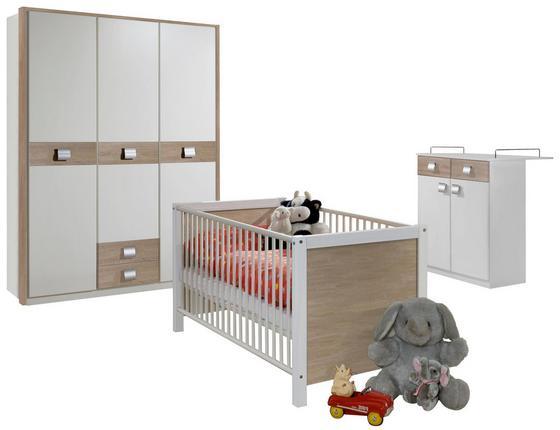 Babyzimmer weiß modern  Babyzimmer Jalta online kaufen ➤ Möbelix