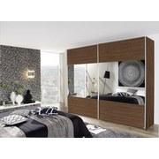 Skříň Beluga Base 181 Cm - Moderní, dřevěný materiál (181/223/69cm)