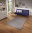 Hochflorteppich Piper 160x230 cm - Grau, Basics, Textil (160/230cm) - Luca Bessoni