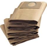 Staubsaugerbeutel für Kärcher Mehrzwecksauger - Braun, KONVENTIONELL, Papier (8/21/31cm) - Kärcher