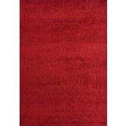Hochflorteppich Nobel 140/200 - Rot, MODERN, Textil (140/200cm)