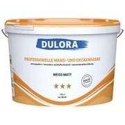 Professionelle Wand- und Deckenfarbe 10 L Weiß - Weiß (10,000l) - Dulora