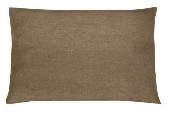 Zierkissen Anna 40x60 cm - Taupe, KONVENTIONELL, Textil (40/60cm) - Ombra
