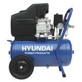 Druckluftkompressor AC55801 - Blau, KONVENTIONELL, Metall (35/62/55cm) - Hyundai
