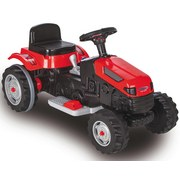 Kindertraktor Ride-On Strong Bull Rot - Anthrazit/Rot, Basics, Kunststoff (93/53,9/49,5cm)
