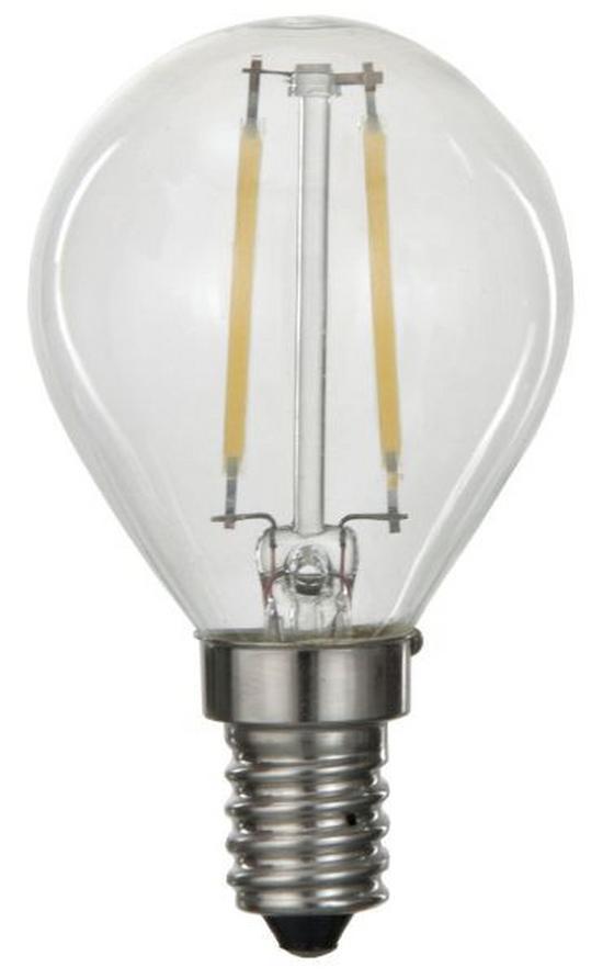 LED-Leuchtmittel 210 lm, E14, A+ - Klar, KONVENTIONELL (4,5/7,6cm)