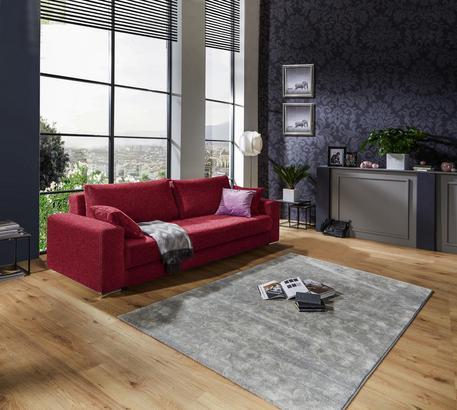 Bigsofa in Rot