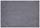 Badematte Liliane - Silberfarben, KONVENTIONELL, Textil (60/90cm) - Ombra