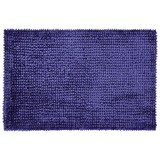 Badematte Elisa - Blau, MODERN, Textil (60/90cm) - LUCA BESSONI