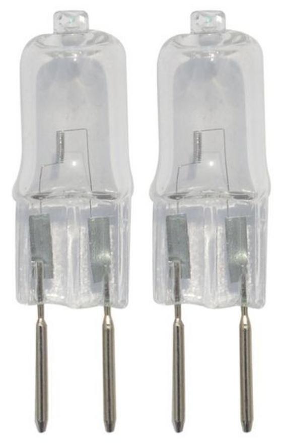 Leuchtmittel 550 lm, Gy6,35, C, 2 Stück - Klar, KONVENTIONELL (1/4cm)