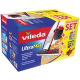 Vileda Einsteigerset Ultramat - Gelb/Rot, KONVENTIONELL (45/29,5/28,5cm) - VILEDA