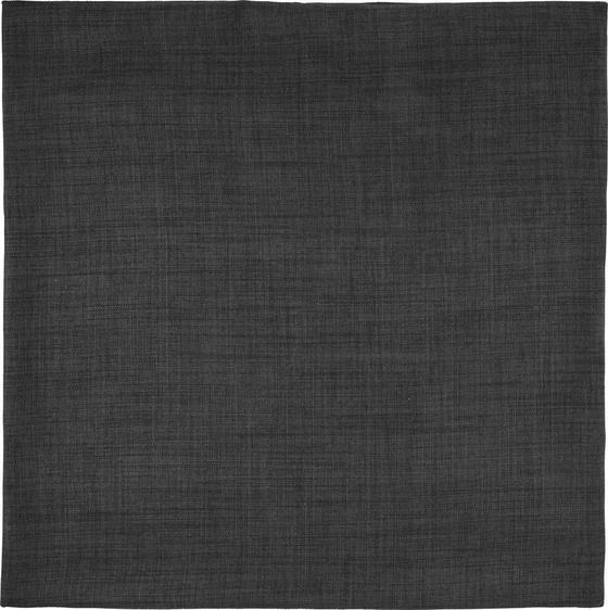 Povlak Na Polštář Leinenoptik - tmavě šedá, Konvenční, textil (60/60cm) - MÖMAX modern living
