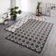 Koberec Tkaný Na Plocho Phoenix 3 - šedá/antracitová, Moderní, textil (160/230cm) - Modern Living