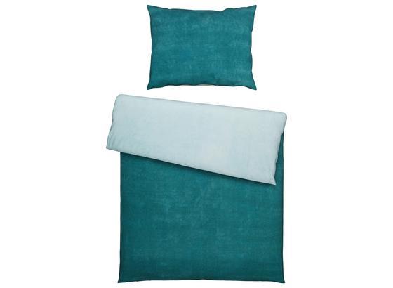 Posteľná Bielizeň Cashmere Wende - modrá, Konvenčný, textil (140/200cm) - Mömax modern living