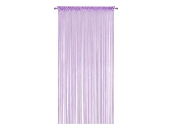 Fadenstore Ulla - Lila, MODERN, Textil (90/245cm) - Luca Bessoni