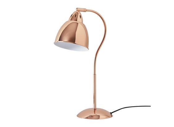 Stolní Lampa Gisela V: 51cm, 40 Watt - měděné barvy, kov (51cm) - Mömax modern living