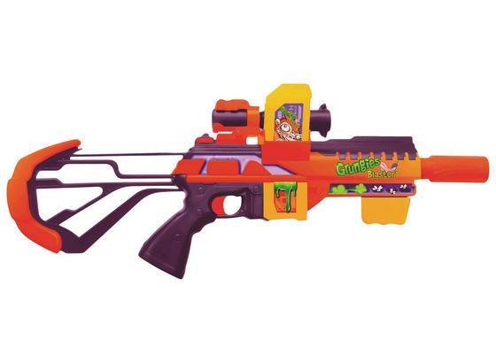 Schleimpistole Grungies Blaster - Lila/Orange, Kunststoff (30cm)