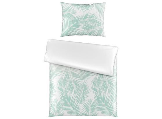 Posteľná Bielizeň Ingrid Xl - zelená, Moderný, textil (140/220cm) - Modern Living