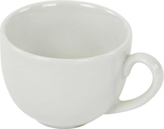 Eszpresszó Csésze Felicia - fehér, konvencionális, kerámia (6,8/5cm) - OMBRA