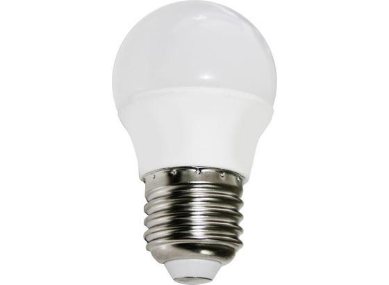 Led Žárovka 10698c, E27, 6 Watt - opál, kov/sklo (6/11,5cm)