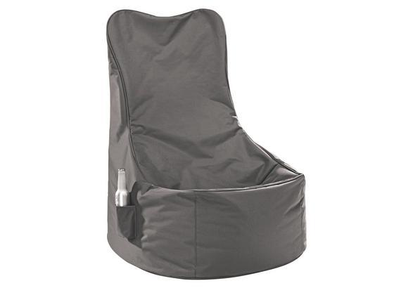 Sedací Vak Cortona Nylon - textil (60/100/60cm) - Mömax modern living