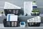 Aufbewahrungskörbchen L - Anthrazit/Weiß, KONVENTIONELL, Kunststoff (36,4/25,4/14,5cm) - Homezone