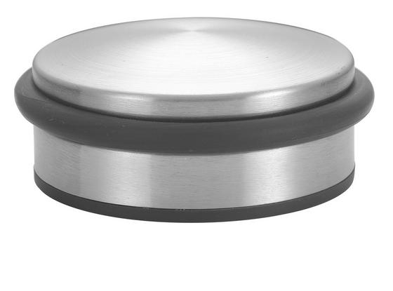 Zarážka Dveřní Bruce - barvy stříbra, kov (10/4,2cm) - MÖMAX modern living