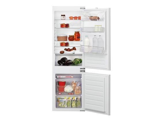 Kühl-Gefrier-Kombination Pci 6600 A++ Less Frost - Weiß, Basics, Metall (57/177/54,5cm) - Privileg