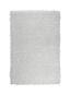 Hochflorteppich Glossy - Weiß, Basics, Textil (160/230cm) - Luca Bessoni